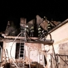Hasiči zasahovali u požáru hospodářské budovy ve Velké Kraši   zdroj foto: HZS Olk