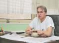 Primář Zdeněk Štěpán je vstřícný i k pacientům na Jesenicku