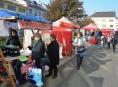Od poloviny dubna startují v Zábřeze farmářské trhy