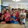 V letošním školním roce začali vyrábět pingpongovou raketu    zdroj foto: škola
