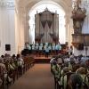 Dětský sbor Loučňáček z Loučné nad Desnou se raduje     zdroj foto: V. Smrčková