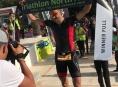 Zábřežský triatlonista David Jílek zvítězil v Alžírsku