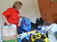 Operátorky z call centra pomohly zábřežské Charitě