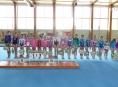 Šumperské gymnastky závodily v Olomouci