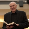 Prof. PhDr. Martin Hilský, CSc., dr. h. c., MBE   zdroj foto: DŠ
