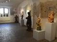 Šumperští umělci vystavují v Praze
