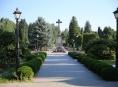 """""""V následujících letech by měl šumperský hřbitov projít pozitivními změnami,"""" říká Hana Mikulínová"""