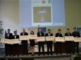 Vynálezce bleskosvodu zapůsobil na studenty Olomouckého kraje