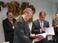 Olomoucký kraj bude spolupracovat s regionem v Ázerbajdžánu