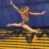 Šumperské gymnastky na MČR      zdroj foto: oddíl