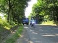 FOTO. Policie se v Jeseníku zaměřila na nákladní vozidla