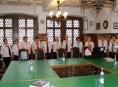 Lidové písně v podání šumperských seniorek nadchly posluchače v Bad Hersfeldu