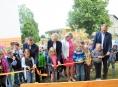 V Mohelnici letos otevřeli během pár týdnů druhé dětské hřiště