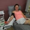 Šumperk - darování krve na TS Šumperk                    zdroj foto: L. Drahošová