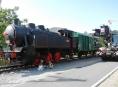 Železniční skanzen na Zábřežsku doplnil zrenovovaný vagon
