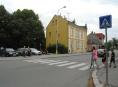 Přechod na frekventované ulici v Zábřehu projde rekonstrukcí