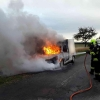 zásah hasičů u Medlova                      zdroj foto: HZS OLK
