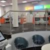 Šumperk - nový interiér zákaznického centra v Šumperku (energetická společnost podomní prodej neprovozuje).   zdroj foto: V. Sobol