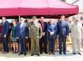 Významné osobnosti Olomouckého kraje uctili památku vypálené obce