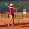 Šumperk - tenisový turnaj starších žákyň        foto: sumpersko.net - M. Jeřábek