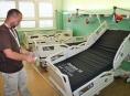 Nemocnice Šumperk se pustila do hromadné obměny lůžek a matrací