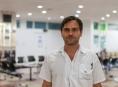 Chirurg FN Olomouc Jiří Kysučan je úřadujícím vicemistrem světa ve fotbale