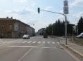 Řidič po střetu s cyklistou v Šumperku nezastavil a ujel