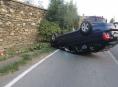 Řidiče v Rovensku přemohl mikrospánek
