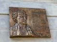Pavel Dostál má v Olomouci pamětní desku