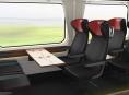 Cestování vlakem má být komfortnější