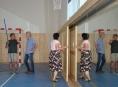 Novou školní tělocvičnu otevřou v Bohdíkově