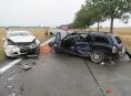 Při dopravní nehodě u obce Libivá se zranilo šest osob