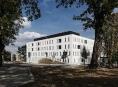 V Olomouci otevřeli první energeticky úspornou kliniku v České republice