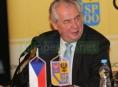 Prezident Miloš Zeman plánuje setkání s občany na Pradědu