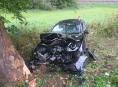 Tři zranění a škoda přesahující milion korun je následek havárií na Šumpersku