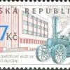 Česká pošta představila známku k 100. výročí založení Národního zemědělského muzea    zdroj:NZM
