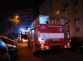 Silný vítr zaměstnal v noci hasiče v Olomouckém kraji