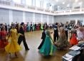 Rapotín ožil taneční soutěží