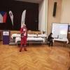 Zábřeh - soutěž Jezdím bezpečně        zdroj foto: PČR