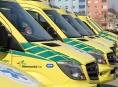 Záchranáři v Olomouckém kraji dostanou deset nových sanitek