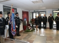 V Olomouci uctili památku zesnulých policistů Olomouckého kraje