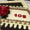 105letá babička oslavila narozeniny v dobré náladě      zdroj foto: OLK