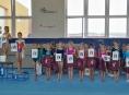 V Šumperku soutěžily sportovní gymnastky