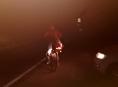 """""""Skomírající světlo představuje velké riziko pro cyklisty,"""" varuje komisařka šumperské policie"""