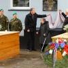 Město Šumperk poctilo československé vojáky Pěšího pluku 13    zdroj foto: mus