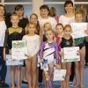 Gymnastky GK Šumperk zahájily v říjnu sezónu zdroj foto: oddíl