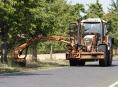 Silničáři v kraji ukončili letní údržbu