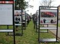 """Výstava fotografií """"OKAMŽIKY STOLETÍ"""" v Šumperku"""