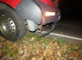 Cestování řidičům na Šumpersku znepříjemnila lesní zvěř