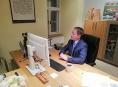 Zábřežský starosta odpovídal na dotazy občanů